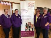 Thumbnail for article : HomeStart Caithness Team Raising Fund In the Kilt Walk