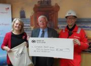 Thumbnail for article : Subsea7 Donate £1000 To Caithness Health Action Team (CHAT)