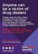 Thumbnail for article : Crimestoppers Highlight How the Public are Helping Attack the Drug Dealers
