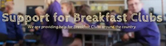 Photograph of SCHOOLS IN THE UK COULD WIN £1000 FOR THEIR BREAKFAST CLUB