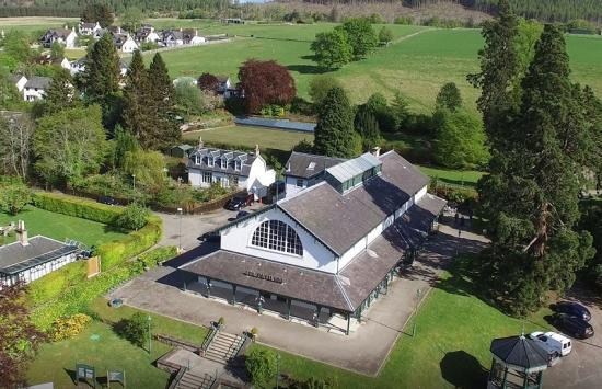 Photograph of STRATHPEFFER PAVILION TO RETURN TO COMMUNITY OWNERSHIP