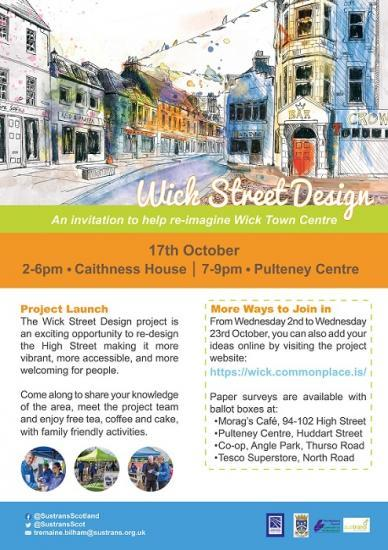 Photograph of Wick Street Design - Bring Your Ideas