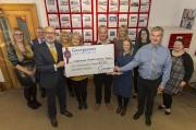 Thumbnail for article : Georgesons Solicitors Make Substantial Donation To CHAT