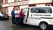 Thumbnail for article : Eco-friendly addition to Caithness Rural Transport service
