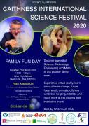 Thumbnail for article : Caithness Interneational Science Festival 2020