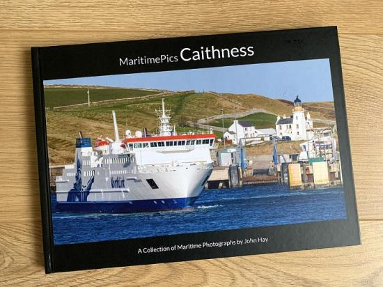 Photograph of A New Book Of Maritime Pics In Caithness