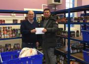 Thumbnail for article : Caithness Food Bank Busier Than Ever Getting Support From Highland Highlife Staff Volunteers