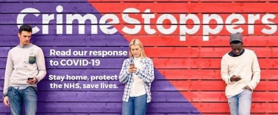 Photograph of Crimestoppers Scotland: Doorstep Crime During The Coronavirus Crisis - Speak Up, Stay Safe