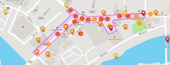 Photograph of News Update On Wick Map - Streets For All