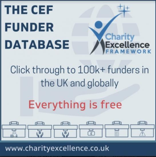 Photograph of Check Out The New Funders On Funder Finders